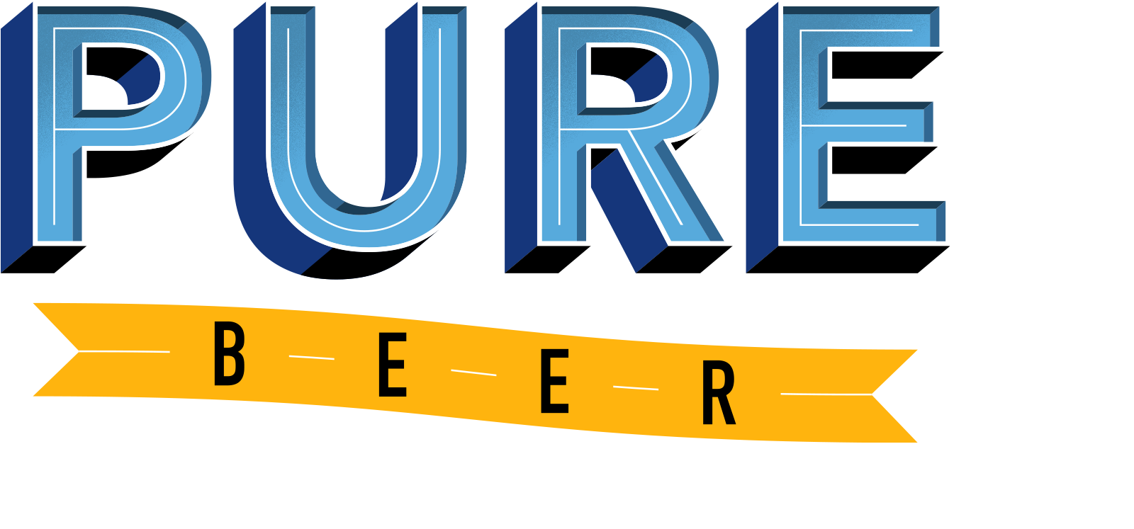 Pure Beer logo